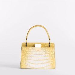 3.3 Handbag Mini in Nuanced Yellow Gold