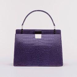 3.3 Handbag Medium in Ultra Purple